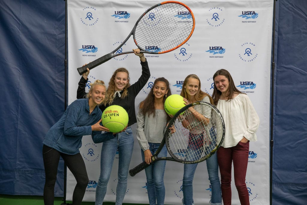 GTC Tennis Center Dedication event
