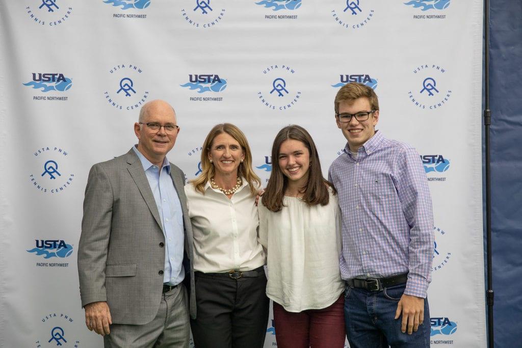Patrick Galbraith tennis player and family