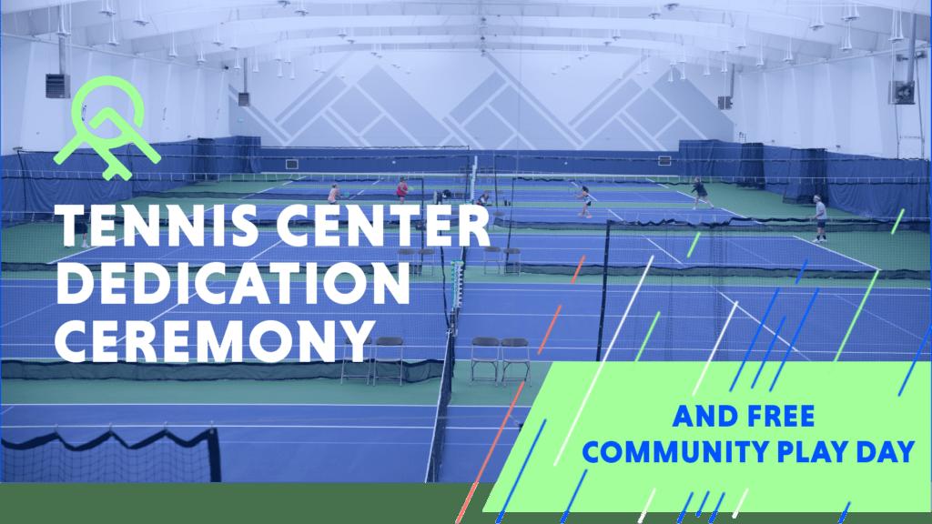 Galbraith Tennis Center Court Dedication Tacoma