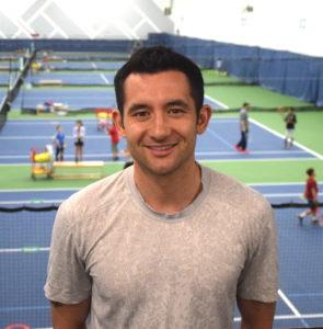 Galbraith Center Tennis Prof Samir Iftikhar